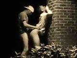Filmés à leur insu en pleine baise