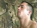 Stars du porno gay en double penetration