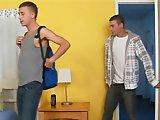 Son copain lui fait l'amour après les cours