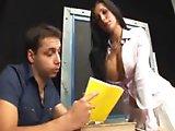 Prof baise son élève transsexuelle