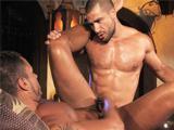 Limeur de rondelle Espagnol gay TBM en plan…