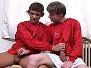 Sperme de footballeur sans capote