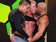 Plan sexe entre mecs bodybuildés !