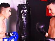 2 Français baisent sur un KO de boxe !