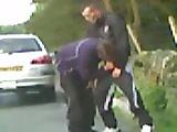 Rebeu baise un moche sur le bord de la route