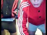 Deux hétéros de cité s'exhibent en Webcam