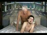 Jeune etudiant nike par un vieux papy gay…