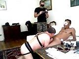 Vieux gay se paye un tournage avec un beur