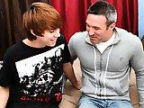 Sénior se tape un jeune gay