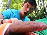 Minet bite gay grosse bite arabe