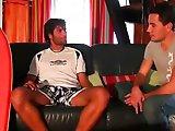 Surfeur Français pompé par un gay