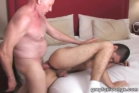 gloryhole video man