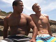 Black démonte un petit cul de surfeur !