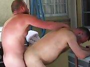 Mec marié sodomise son gros gay de voisin