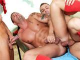 Bonne baise entre footeux gays pour relacher…