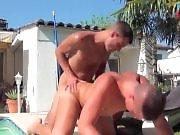 Français baise le mec qui l'a suce dans la…