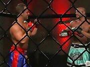 Ils se boxent et s'enculent sur le ring