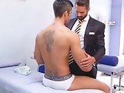 Plan sexe avec un beau médecin Espagnol
