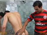 Orgie de footballeurs Bresiliens sous la…