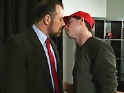 Embrasser un prof de 40 ans et se faire…
