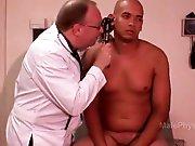 Visite médicale à l'armée !