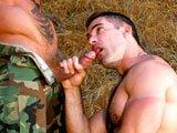 Châtiment sexuel chez les militaires
