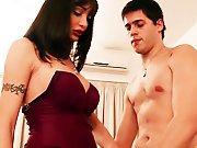 Hétéro sodomisé par une star du porno…