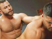 Sodomie de très beaux mecs bodybuildés !