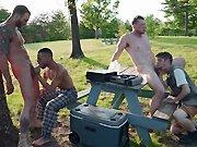 C'est la fête au camping !