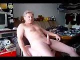 Vieux gay en branle