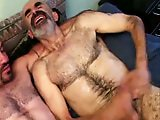 Florilège d'éjaculations de vieux gay